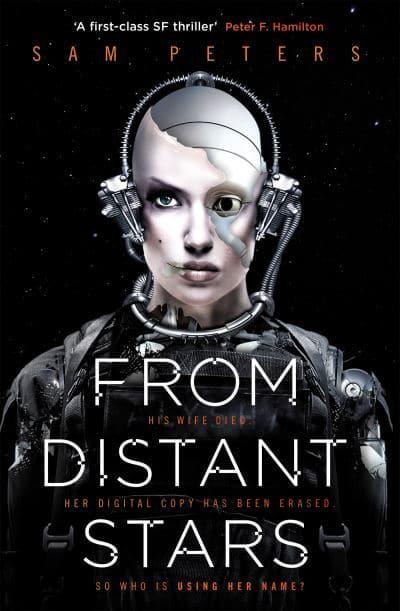 jacket, From Distant Stars