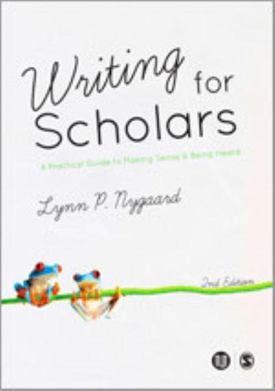 jacket, Writing for scholars