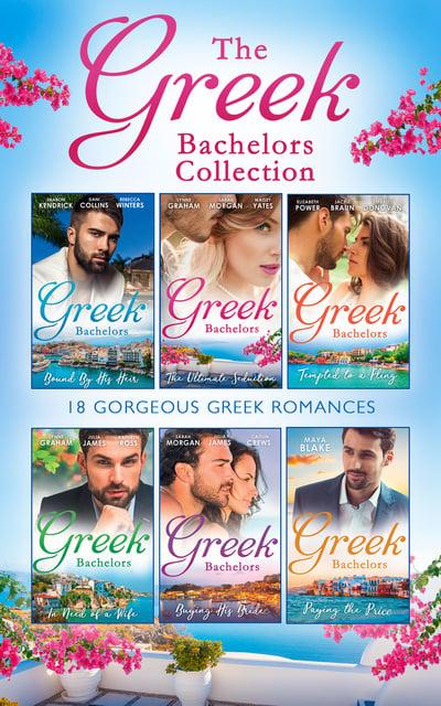 Greek Bachelors Collection (Mills & Boon e-Book Collections