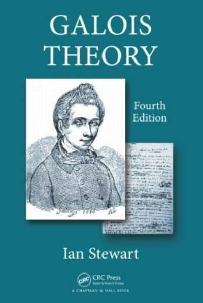 galois theory ian stewart 4th edition pdf