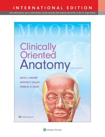 Clinically Oriented Anatomy : Keith L. Moore (author ...