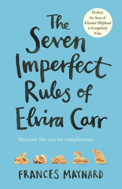 Image result for the seven imperfect rules of elvira carr