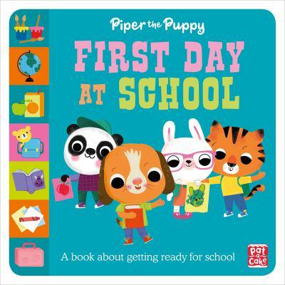 First Experiences: Piper Puppy First Day at School