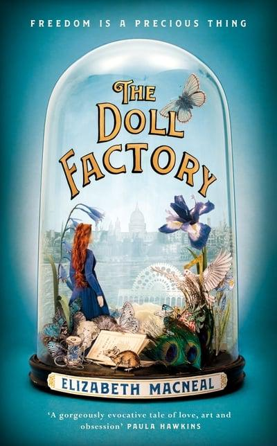 jacket, The Doll Factory