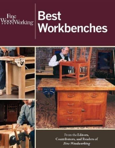 Fine Woodworking Best Workbenches Taunton Press 9781600853890 Blackwell S