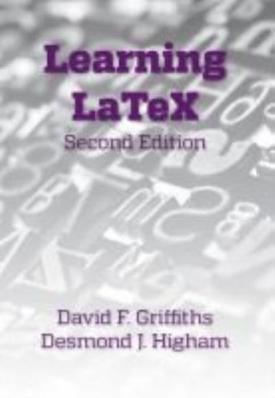 learning latex What is the best book for a complete beginner to learn latex i have a little bit of coding experience in matlab from a 1 semester intro course but other than that i know nothing about programming.