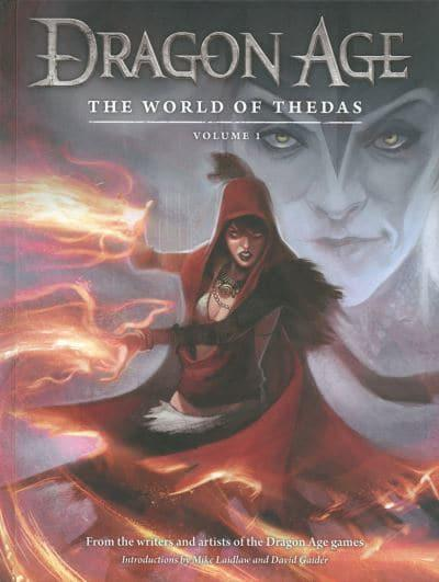 Dragon Age The World Of Thedas Volume 2 By Ben Gelinas