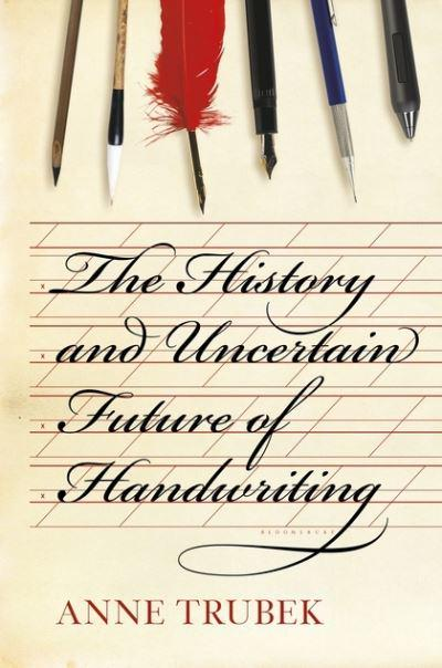 jacket, The History and Uncertain Future of Handwriting
