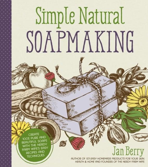 jacket, Simple & Natural Soapmaking