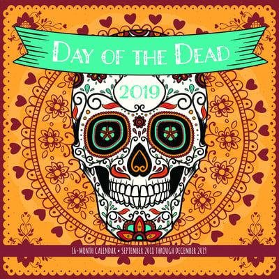 Day Of The Dead 2019 Editors Of Rock Point Author