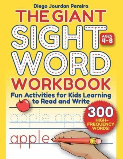 Giant Sight Word Workbook