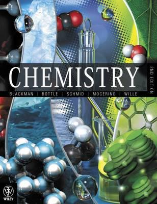 chemistry allan blackman author 9781742467078 blackwell s rh blackwells co uk Chemistry Kit Chemistry Panel