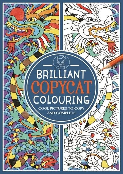 Brilliant Copycat Colouring