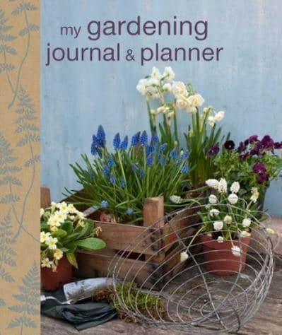 My Gardening Journal and Planner Blackwells