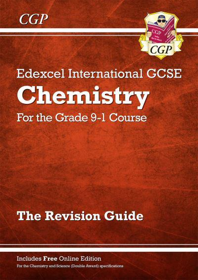 New grade 9-1 gcse chemistry: aqa revision guide with online.