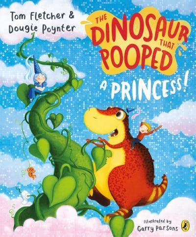 The Dinosaur That Pooped a Princess!