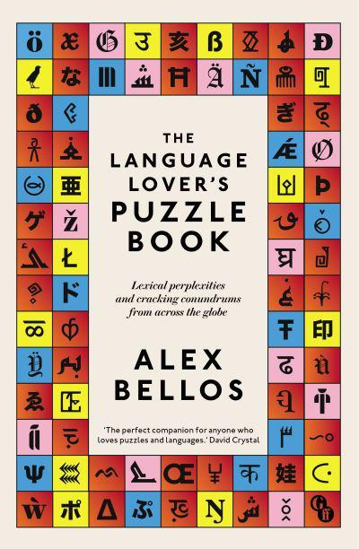 The Language Lover's Puzzle Book - front cover image