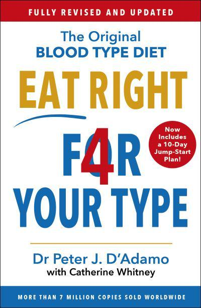 Dr. D'Adamo's The Blood Type Diet