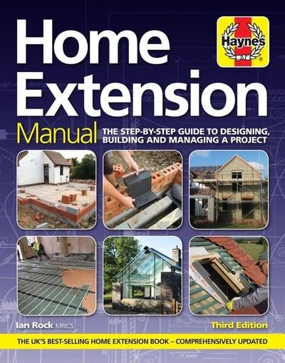 the home extension manual ian alistair rock author rh blackwells co uk LDS 12 Step Manual QuickBooks Manual Step by Step