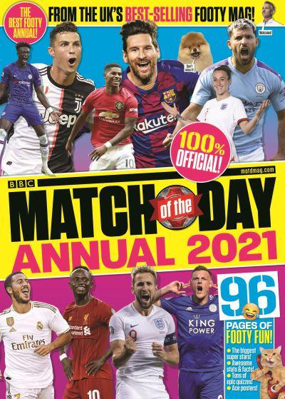Match of the Day Annual 2021