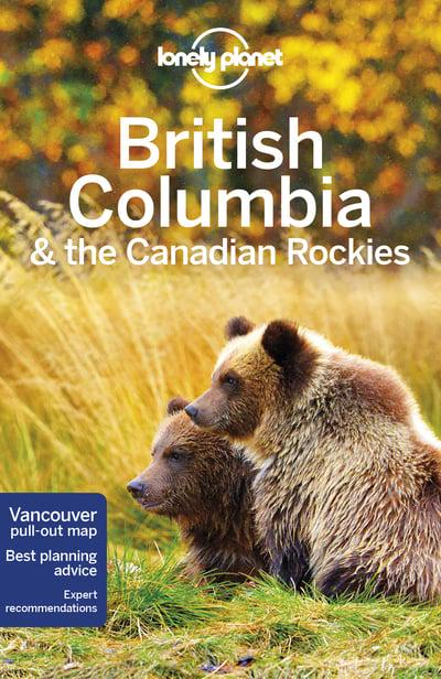 lonely planet best of canada travel guide