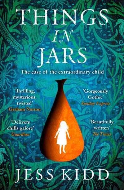 Image result for things in jars paperback jess kidd