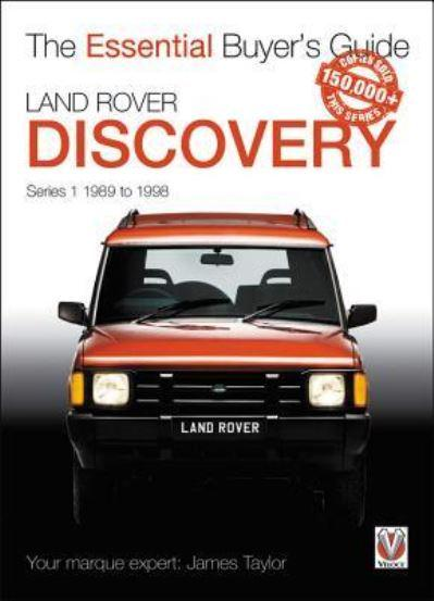 jacket, Land Rover Discovery Series 1 1989 to 1998