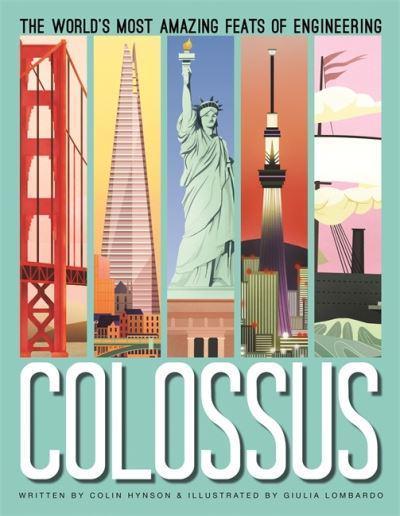 Image result for colossus colin hynson