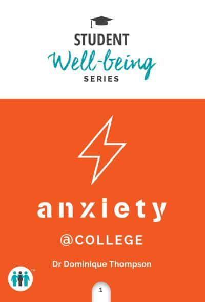 Cover for Anxiety @ University