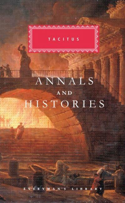 Annals, Histories, Agricola, Germania