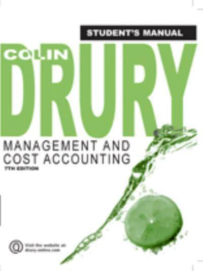 cost and management accounting pdf