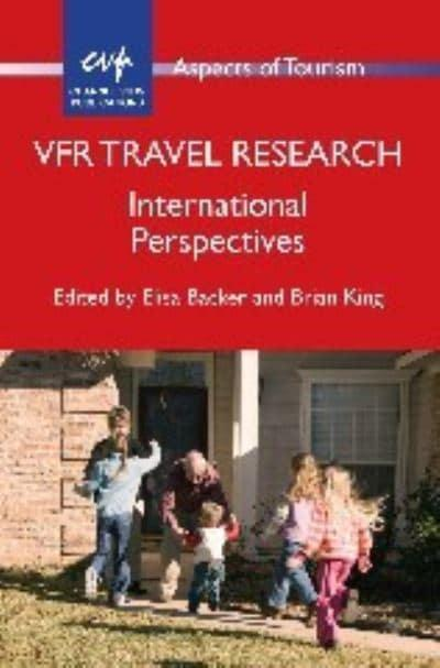 jacket, VFR Travel Research