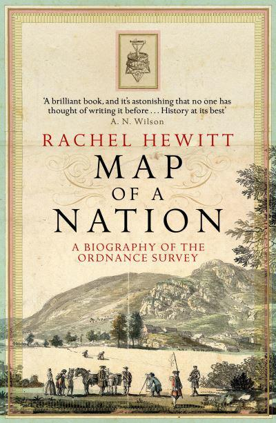 ISBN: 9781847082541 - Map of a Nation