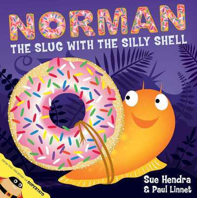 Norman, the Slug With the Silly Shell