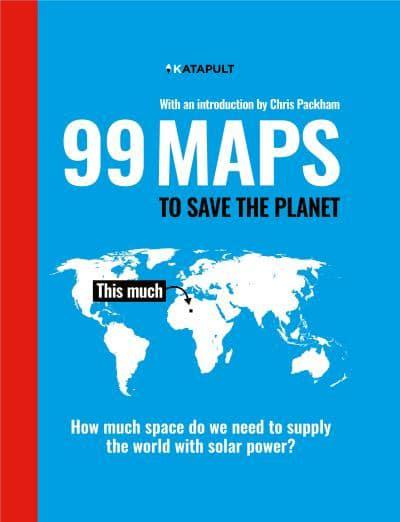 99 Green Maps to Save the Planet