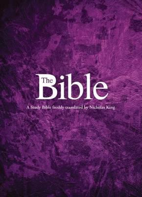 BIBLE : NICHOLAS KING (author) : 9781848676671 : Blackwell's