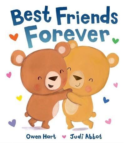 Best Friends Forever Owen Hart 9781848698741 Blackwells