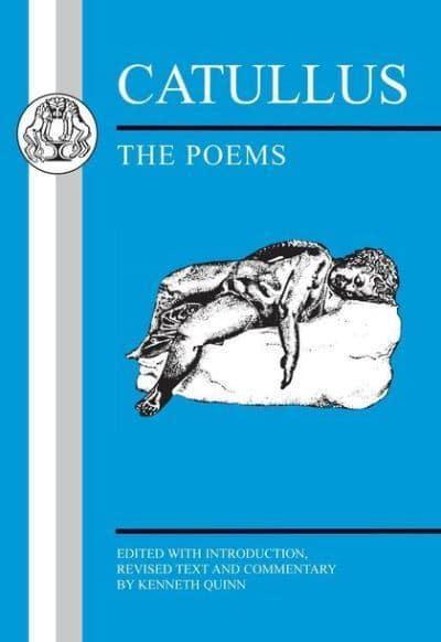 Catullus Poems Catullus 9781853994975 Blackwells