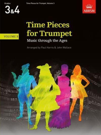 Time Pieces for Trumpet Volume 3 : Paul Harris