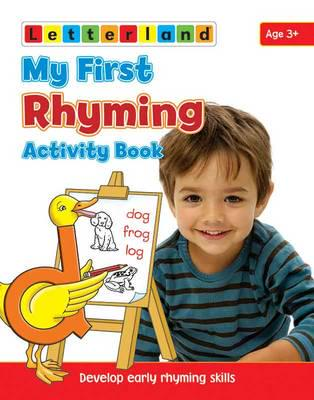 My First Rhyming Activity Book