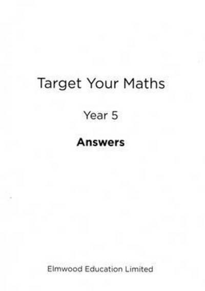 Target Your Maths. Year 5 Answers