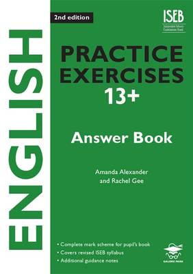 English Practice Exercises 13 Answer Book 2nd Edition Practice