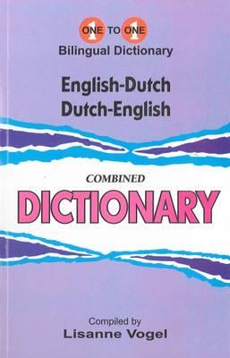 English Dutch Dutch English Dictionary Lisanne Vogel Compiler 9781908357687 Blackwell S