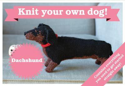 Best In Show Knit Your Own Dog Kit