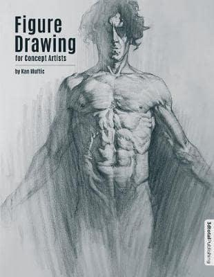 Figure Drawing For Concept Artists 3dtotal Publishing Editor