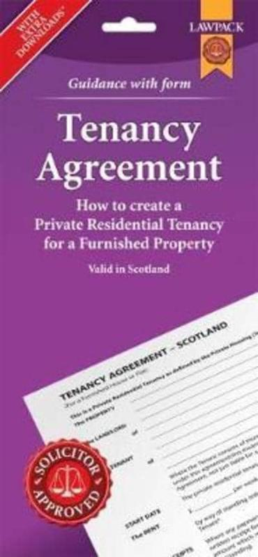 Tenancy Agreement For Scotland Tc Young Solicitors Editor