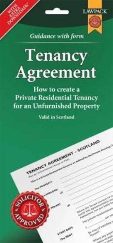 Tenancy Agreement For Unfurnished Property In Scotland T C Young
