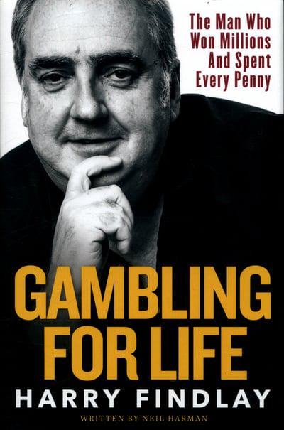 Harry findlay gambling for life book new small car deals no deposit