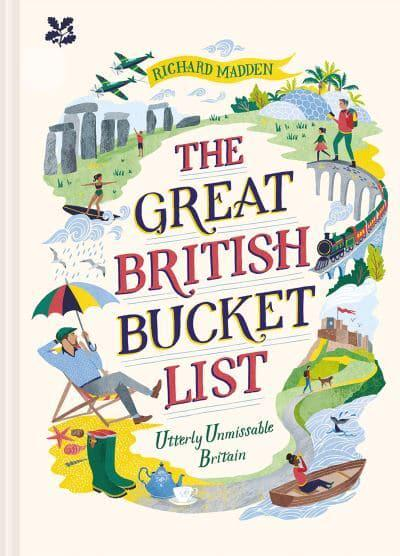 The Great British Bucket List