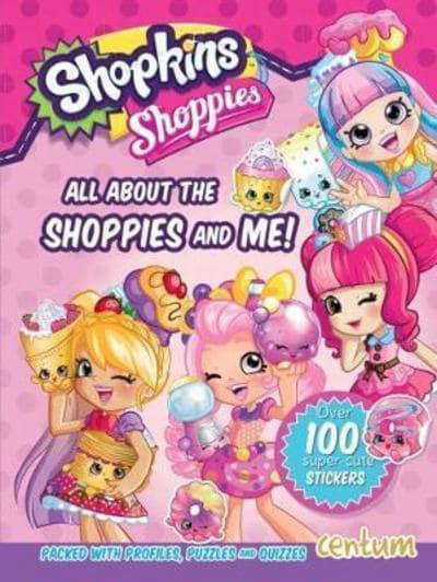 Jacket, Shopkins Shoppies Friendship Fun Book